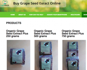 grape seed extract price