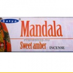 mandala füstölő